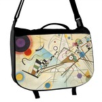 Kandinsky Composition 8 Messenger Bag