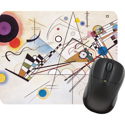 Kandinsky Composition 8 Mouse Pad