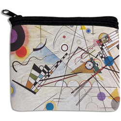 Kandinsky Composition 8 Rectangular Coin Purse