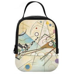 Kandinsky Composition 8 Neoprene Lunch Tote