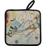 Kandinsky Composition 8 Pot Holder