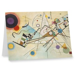 Kandinsky Composition 8 Note cards
