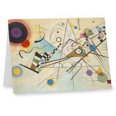 Kandinsky Composition 8 Notecards
