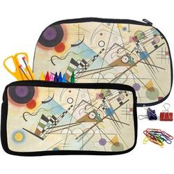 Kandinsky Composition 8 Pencil / School Supplies Bag