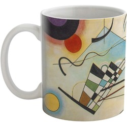Kandinsky Composition 8 Coffee Mug