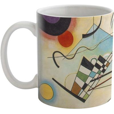 Kandinsky Composition 8 Coffee Mug