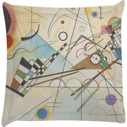 Kandinsky Composition 8 Euro Sham Pillow Case