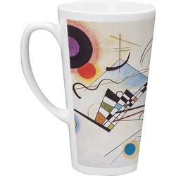 Kandinsky Composition 8 16 Oz Latte Mug