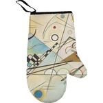 Kandinsky Composition 8 Right Oven Mitt