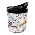Kandinsky Composition 8 Plastic Ice Bucket