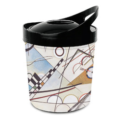 Kandinsky Composition 8 Plastic Ice Bucket