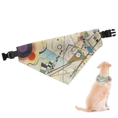 Kandinsky Composition 8 Dog Bandana