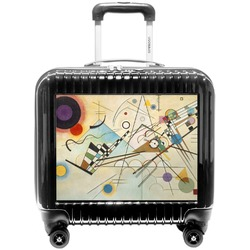 Kandinsky Composition 8 Pilot / Flight Suitcase