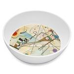 Kandinsky Composition 8 Melamine Bowl 8oz