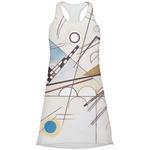 Kandinsky Composition 8 Racerback Dress