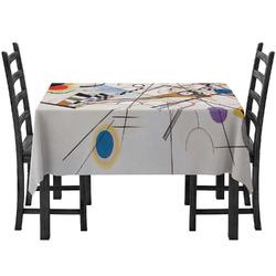Kandinsky Composition 8 Tablecloth