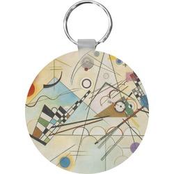 Kandinsky Composition 8 Keychains - FRP