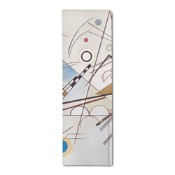 Kandinsky Composition 8 Runner Rug - 3.66'x8'