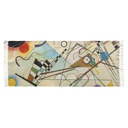 Kandinsky Composition 8 Faux Pashmina Scarf