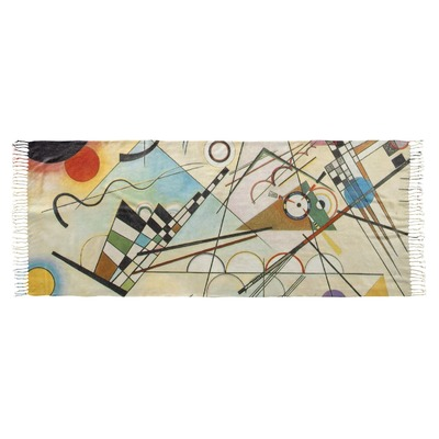 Kandinsky Composition 8 Faux Pashmina Shawl