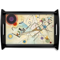 Kandinsky Composition 8 Wooden Trays