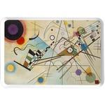 Kandinsky Composition 8 Serving Tray