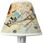 Kandinsky Composition 8 Shade Night Light
