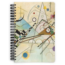 Kandinsky Composition 8 Spiral Bound Notebook
