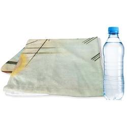 Kandinsky Composition 8 Sports Towel