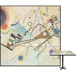 Kandinsky Composition 8 Square Table Top