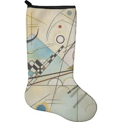 Kandinsky Composition 8 Holiday Stocking - Neoprene