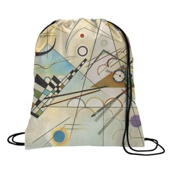 Kandinsky Composition 8 Drawstring Backpack