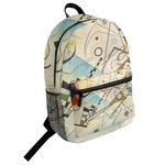 Kandinsky Composition 8 Student Backpack