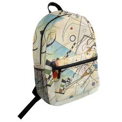 Kandinsky Composition 8 Student Backpack
