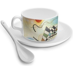 Kandinsky Composition 8 Tea Cups