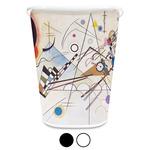 Kandinsky Composition 8 Waste Basket