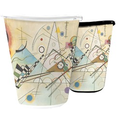 Kandinsky Composition 8 Waste Basket