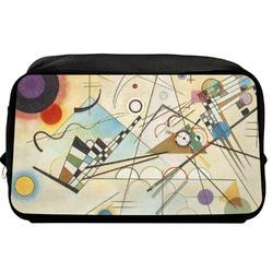 Kandinsky Composition 8 Toiletry Bag / Dopp Kit