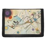 Kandinsky Composition 8 Trifold Wallet