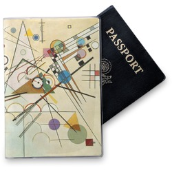 Kandinsky Composition 8 Vinyl Passport Holder