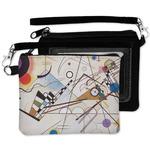 Kandinsky Composition 8 Wristlet ID Case