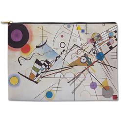 Kandinsky Composition 8 Zipper Pouch