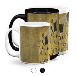 The Kiss (Klimt) - Lovers Coffee Mugs