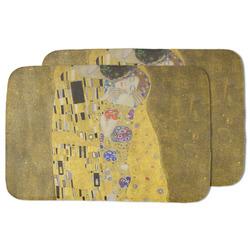 The Kiss (Klimt) - Lovers Dish Drying Mat