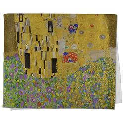 The Kiss (Klimt) - Lovers Kitchen Towel - Full Print