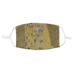 The Kiss (Klimt) - Lovers Adult Cloth Face Mask