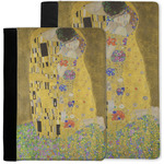The Kiss (Klimt) - Lovers Notebook Padfolio