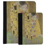 The Kiss (Klimt) - Lovers Padfolio Clipboard