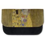 The Kiss (Klimt) - Lovers Canvas Pencil Case