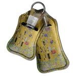 The Kiss (Klimt) - Lovers Hand Sanitizer & Keychain Holder
